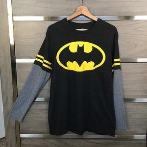 Batman Long-sleeve Tee